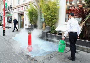 Photo: Čínská čtvrť Londýn