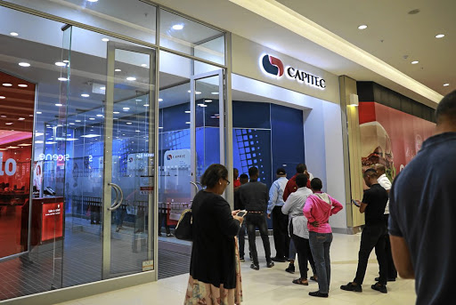 The changing face of Capitec