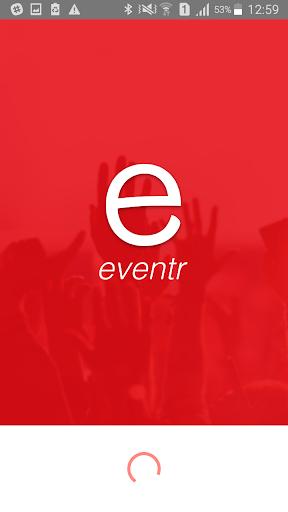 eventr screenshot