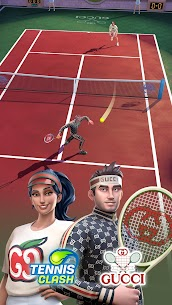 Tennis Clash: The Best 1v1 Free Online Sports Game 4
