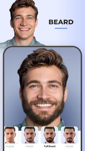FaceApp screenshot 5