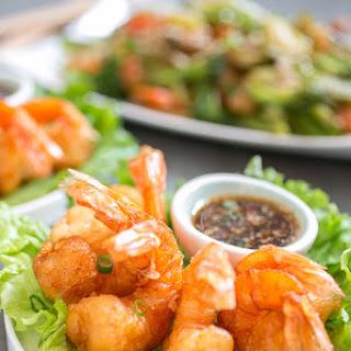 Tempura Shrimp.