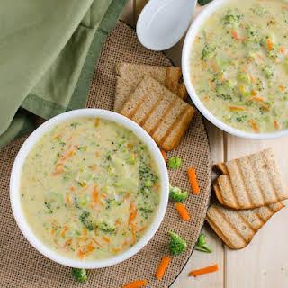 Almond Milk Cream Of Broccoli Soup Recipes.
