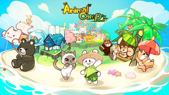 Animal Camp – Healing Resort MOD (Unlimited Money) 1