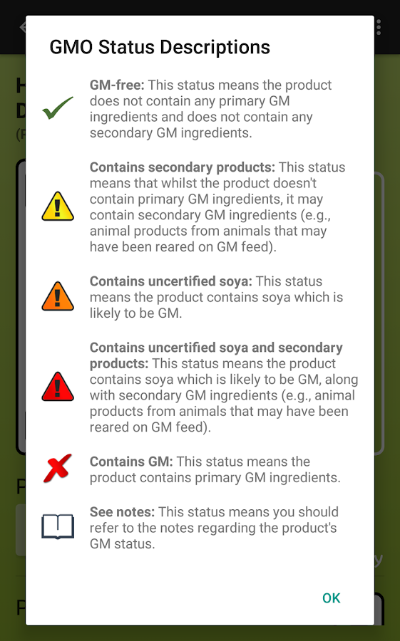 Shop GMO-Free in the UK- screenshot