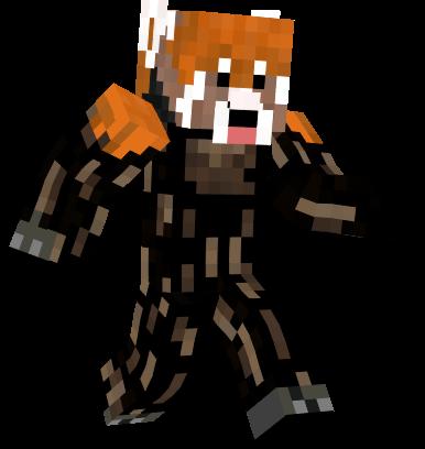 Red Panda Nova Skin
