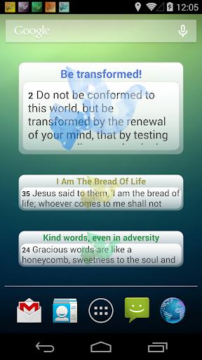 Words of Jesus Daily screenshot 2
