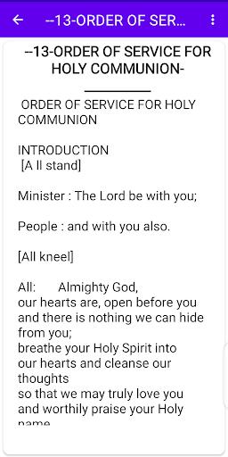 Come and Worship screenshot 3
