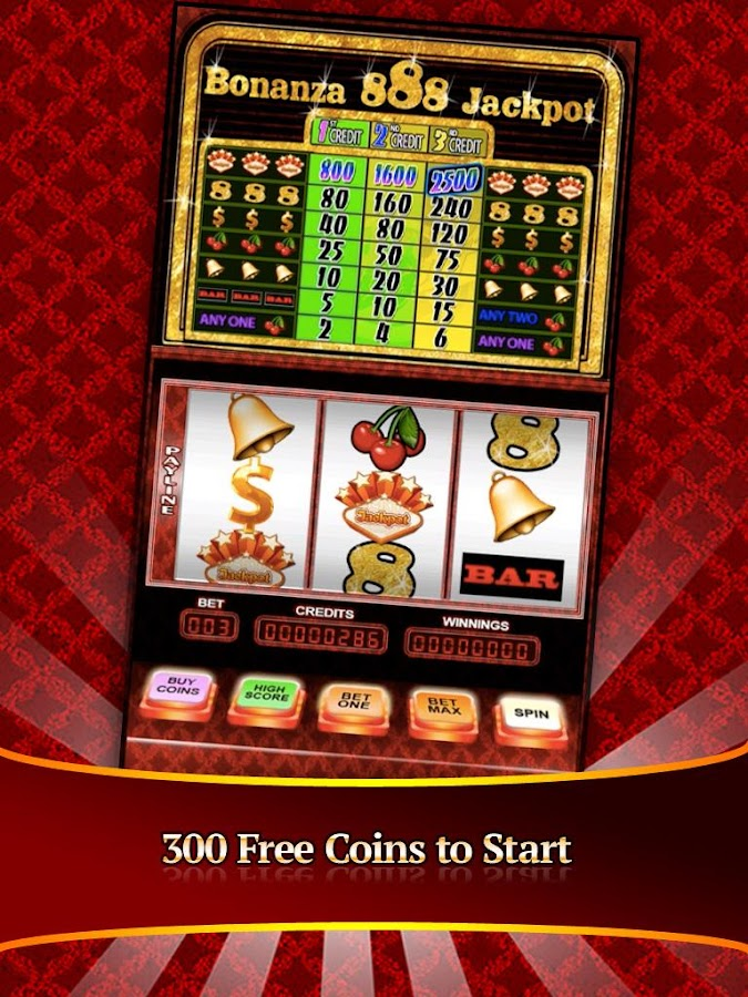 Free slots online casino 888