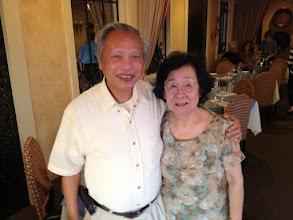 Photo: Yuk-Ming and Grace Lam