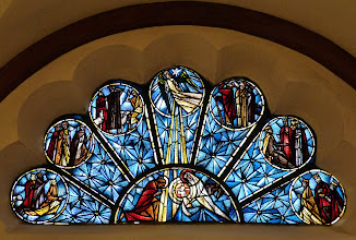 Photo: Liebfrauenkirche: Glasfenster 2