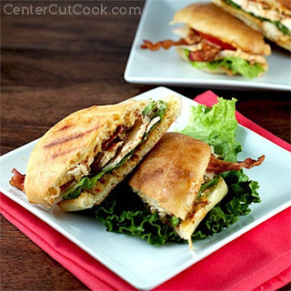 Chipotle Chicken Club Sandwich.
