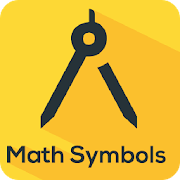 Math Symbols Keyboard