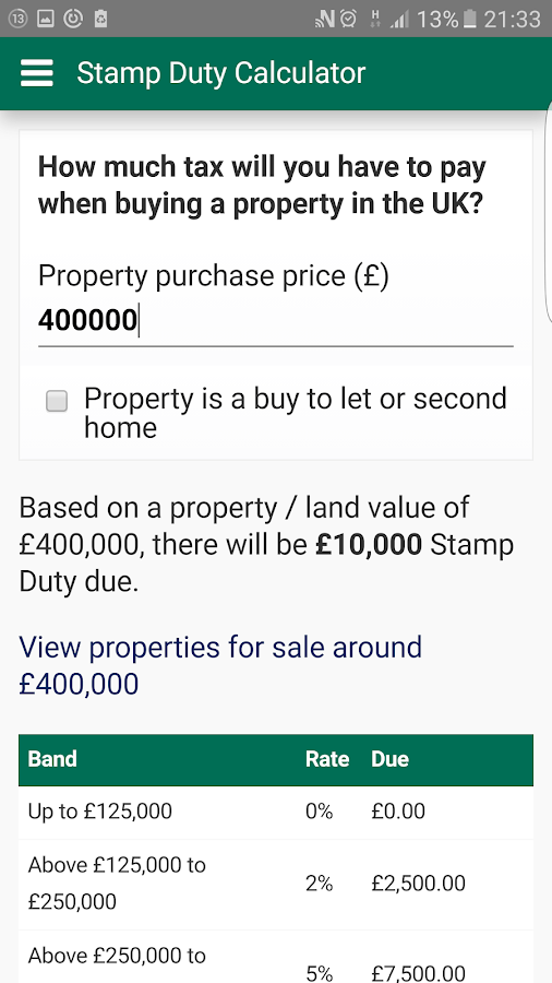 Barton Wyatt Property Search- screenshot