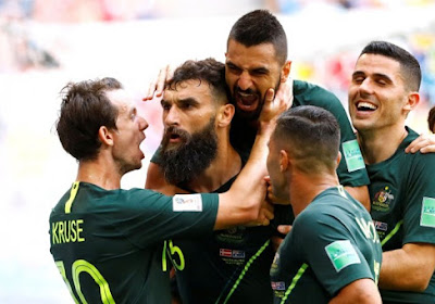 Dat was nog eens een leuke WK-match! Veerkrachtig Australië houdt Denemarken (voorlopig?) van plekje bij laatste 16