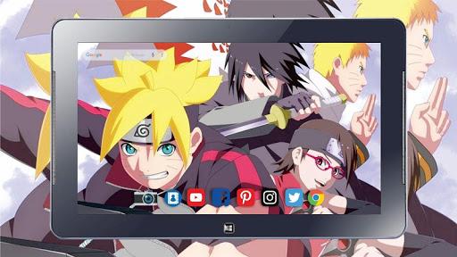 Anime Naruto And Boruto Wallpaper Hd Apk Download Apkpure Co