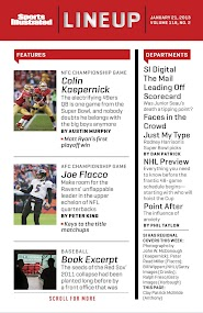 Sports Illustrated- screenshot thumbnail