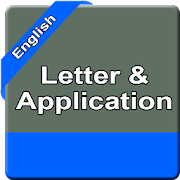 English Letter & Application Writing
