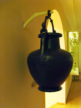 Photo: Apollonia Museum - Hydria early 5th century BC