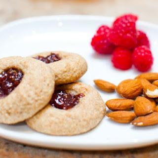 Jam Dot Cookies