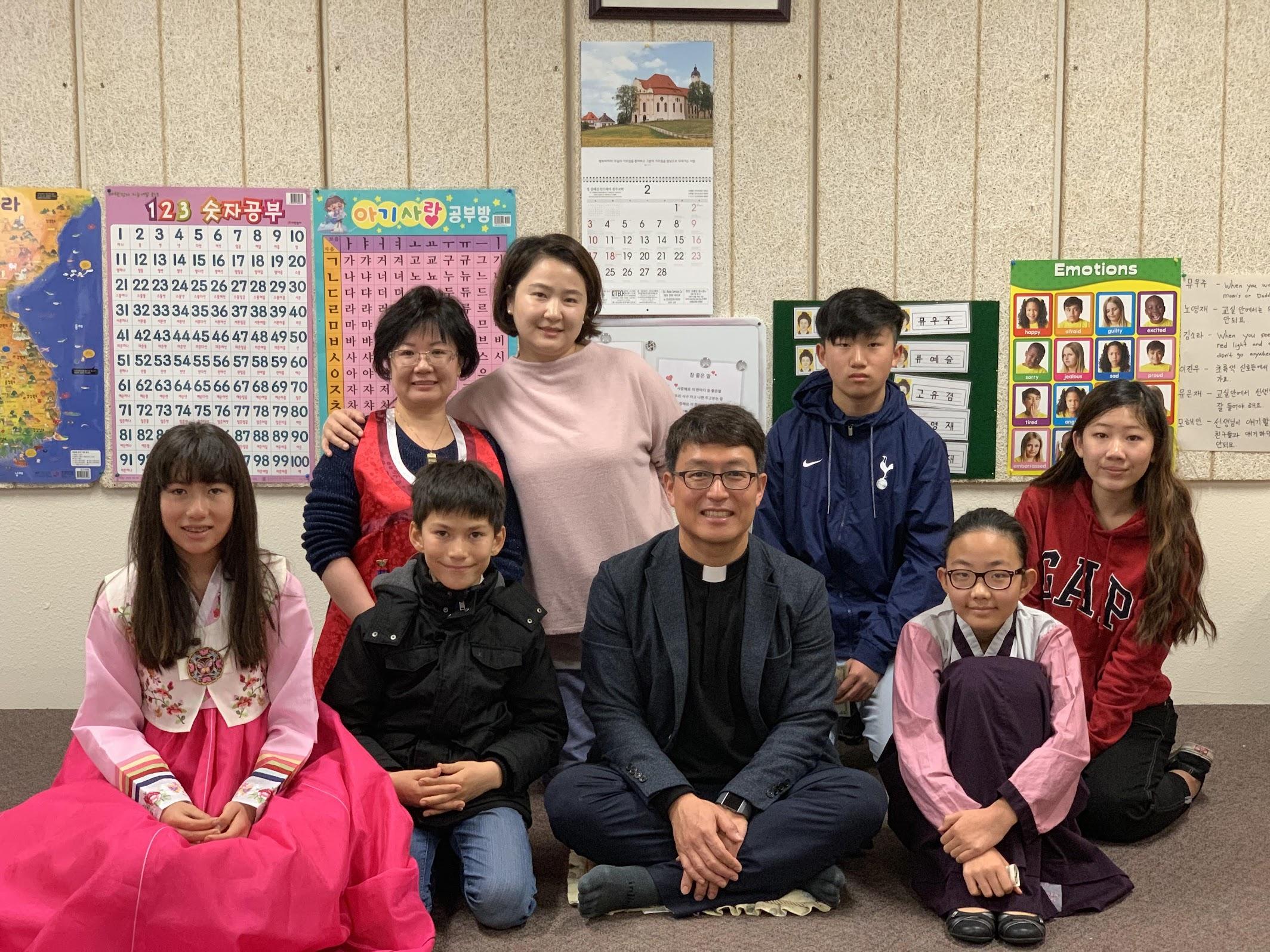 2019 한국학교 설행사