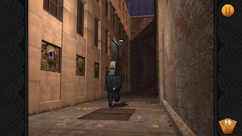 Grim Fandango Remastered Screenshot