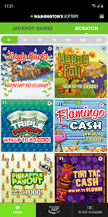 App Washington's Lottery APK for Windows Phone