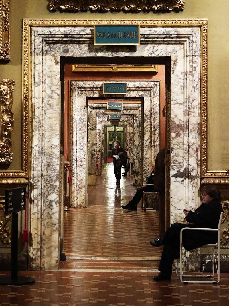 Corridoio al museo di MauroV