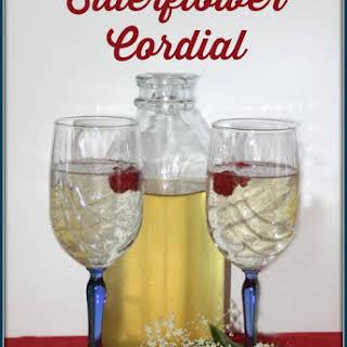 Elderflower Cordial.