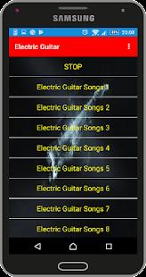 Elektrická kytara Písně - náhled