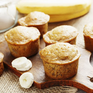 Perfect Banana Muffins Recipe