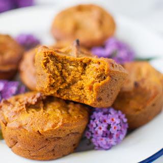 Clean Eating Pumpkin Muffin