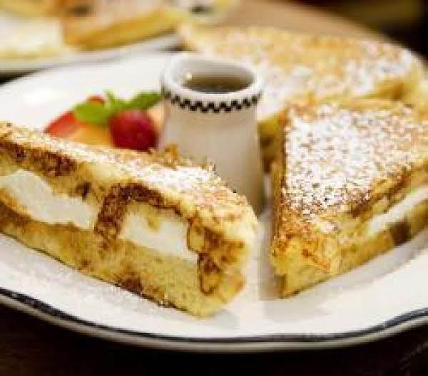 Honey Vanilla Creme French Toast