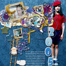 Photo: Little Dreamer by Boutique Cute Dolls Fonts Gabriola and Showcard Gotic PS CS5