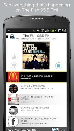 TheFish 95.5 FM