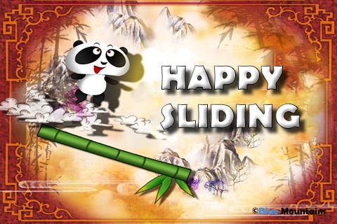 Happy Sliding