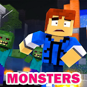 Monsters Minigames Maps For Minecraft PE Apps Bei Google Play - Minecraft maps fur kinder