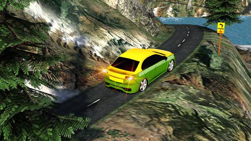 Taxi Simulator 3D: Hill Station Driving 1.2 screenshots 5