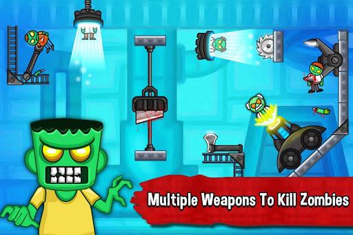 Zombie Ragdoll screenshot 3