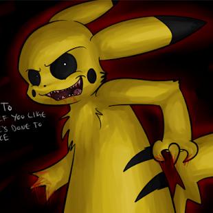 Pikachu (Poke Terror Game) - náhled