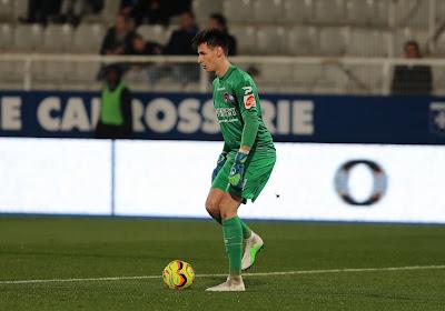 Rémy Descamps explique pourquoi il a choisi Charleroi