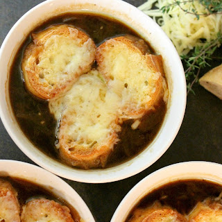 French Onion Soup To Die For.