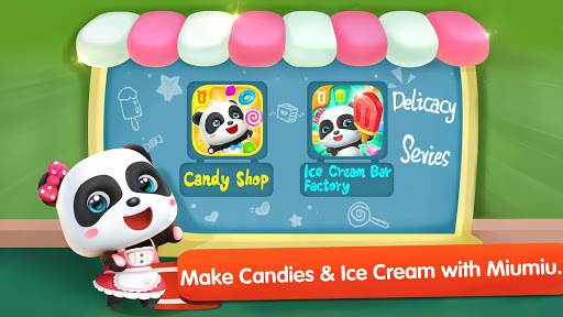 Ice Cream Factory - Kids Cooking app (apk) free download for Android/PC/Windows screenshot