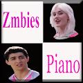 Disney Zombies New Piano Tiles