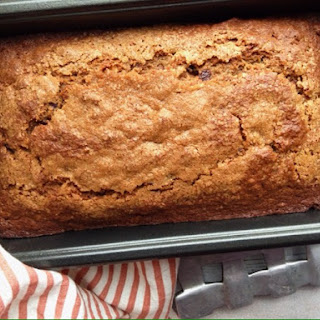 Kitchen Sink Applesauce Quick Bread