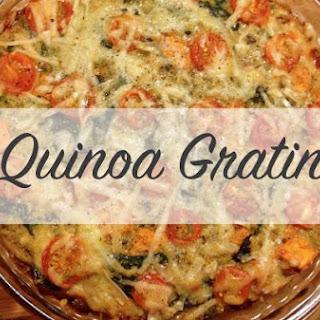 Quinoa Gratin