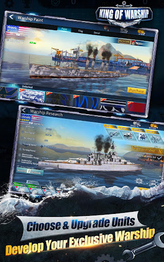 King of Warship: National Hero  gameplay | by HackJr.Pw 18