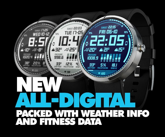 InstaWeather for Android Wear Android 2
