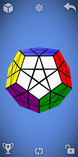 Magic Cube Puzzle 3D 1.16.4 screenshots 3