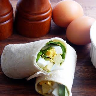 Avocado Spinach Wrap Recipes.